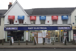 Raff Electrical: A view of our storefront!