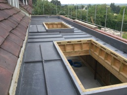 Lead Roofing by Essex Metal Roofing