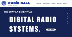 Radio Call Website