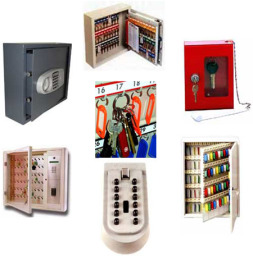 Key Cabinets, Key Control and Management products