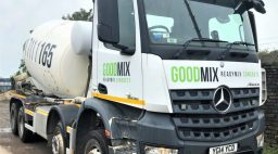 Goodmix Concrete truck