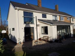 Large Extension in Sunniside, Gateshead