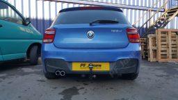 Birmingham BMW Towbar fitting