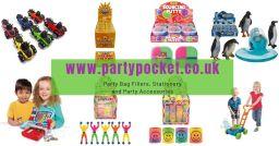 Party Pocket - Online Toy Shop - Party Bag Fillers