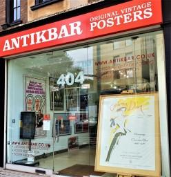 AntikBar.co.uk original vintage posters - Dior