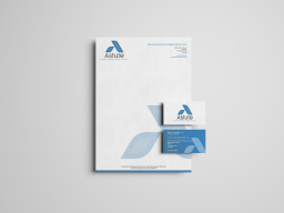 Astute Finance Company Stationery