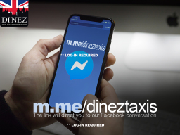 Contact Dinez Taxis