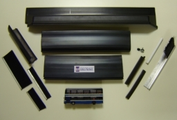Typical Bus Door - Brush & Seal Spares