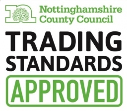 Nottingham Trading Standard Approved