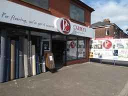 PC Carpets Ltd - Flooring Shop Preston PR5 5RD
