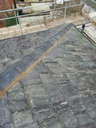 Roofing works Blackburn