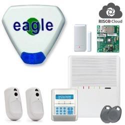 Risco Agility 3 Wireless IP Visual Verification Alarm