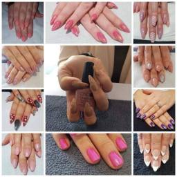 portabella acrylic nails