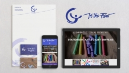 In the Flow Ltd Matlock Derbyshire Website Design and Branding