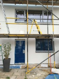 exterior works
