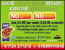 Boiler Service Care Plan