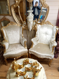 vintage antique chairs