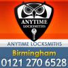 Anytime Locksmiths Birmingham