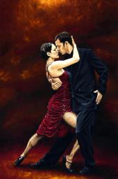 That Tango Moment