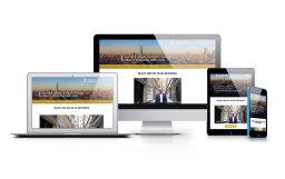 Web Development for Finance Management Company