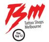 Tattoo Shops Melbourne