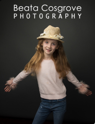 Children's portrait photography in Bath by Beata