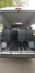 Warnerbus Lightweight Minibus conversion Boxer