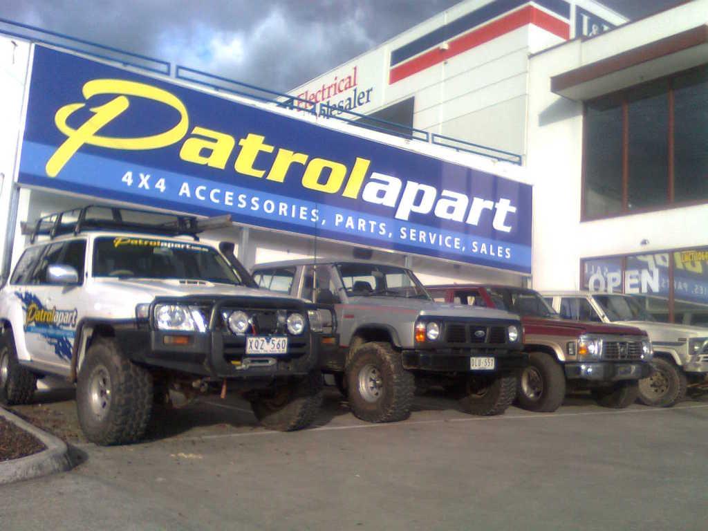 Patrolapart 39 Industrial Park Drive, Lilydale, VIC, 3140
