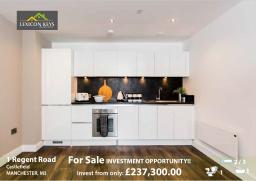 One Regent Kitchen VIEW Invest NOW