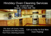 Hinckley Oven Cleaning