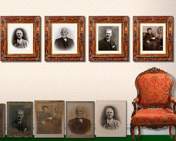 Photograph Restoration