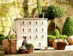 Solid Wood Rustic Chinese Furniture