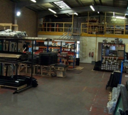 TDS Cheshire Bus Door Production Facility