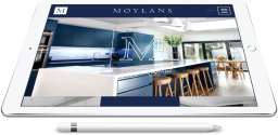 Swan Creative - New website for Moylans