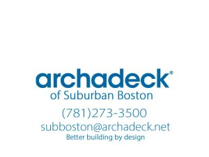 Archadeck of Suburban Boston