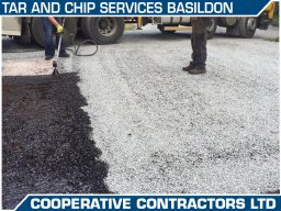 Tar and Chip Services in Essex