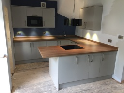 Open Plan kitchen in Purley