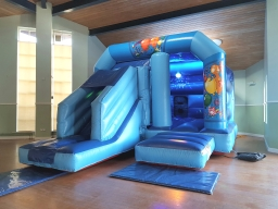 Disco bouncy castle hire in Chesterfield