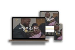 Lighthouse Fellowship Website Multi Device Design