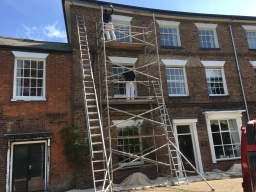 Painter and decorator in Boston lincolnshire