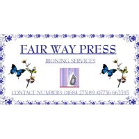 Fair Way Press Ironing Service