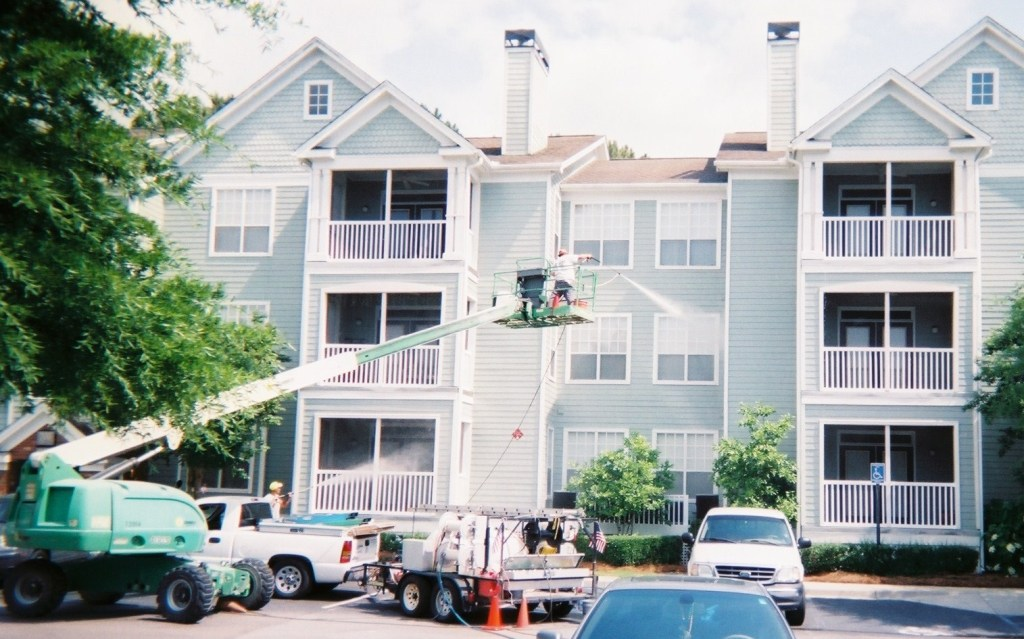 Jl Pressure Washing Myrtle Beach Charleston South