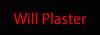 Will Plaster