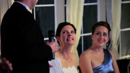 Wedding speeches video
