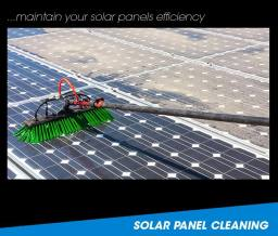 Solar Panel Cleaning Hinckley Pure Water Cleaners