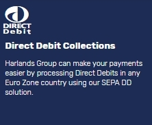 Harlands Group Direct Debit Collection Services