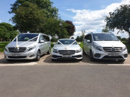 Mercedes Benz Wedding Cars Nottingham & Derby