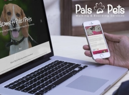 Pals And Pet Animal Website