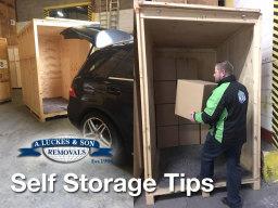 Self Storage Swindon