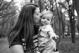 Mother and child photography, St Albans